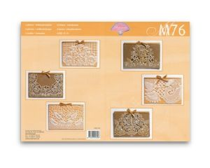 Magazine M76 Dentelle en or